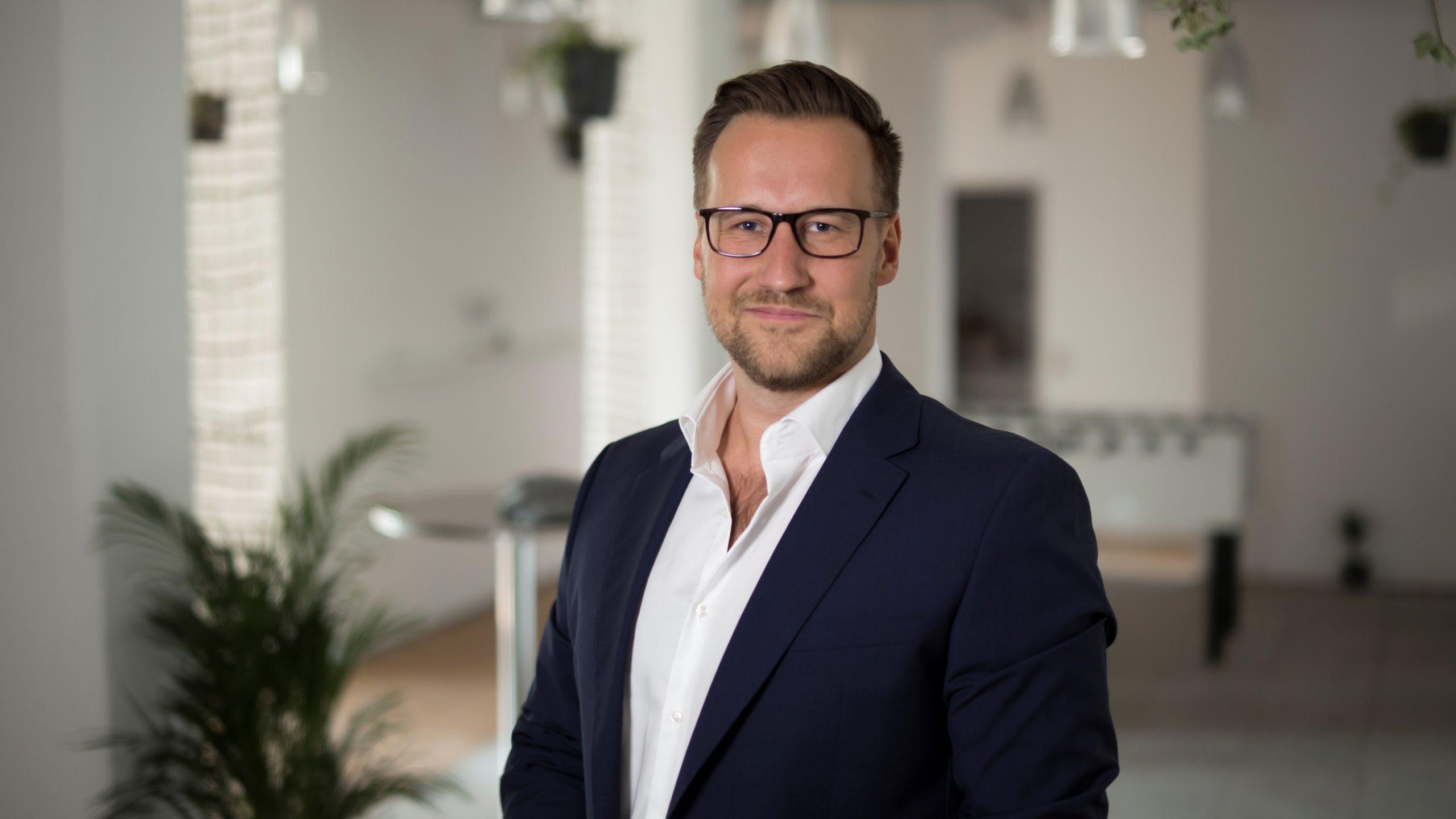 Joe Pawlas wird Vorsitzender der Geschäftsführung bei Antenne Deutschland