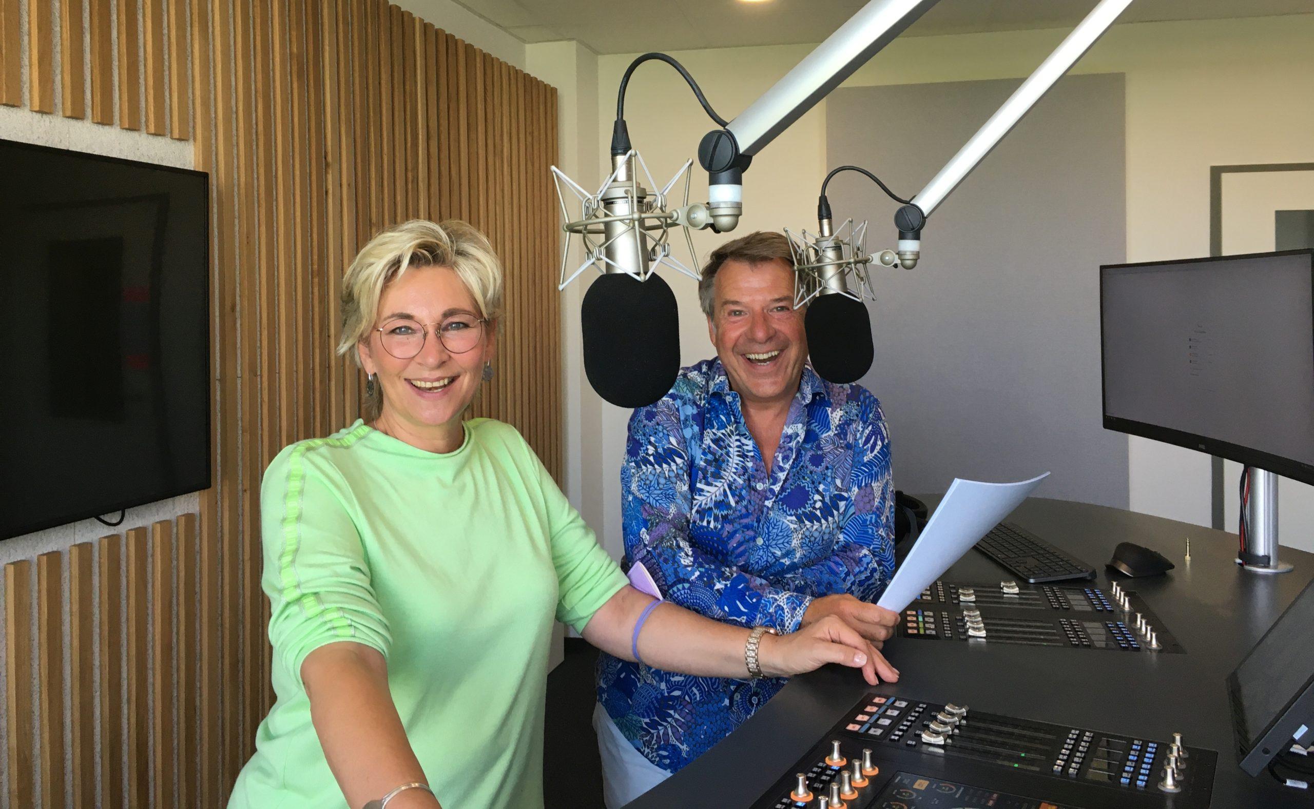 Claudia Jung und Patrick Lindner mit neuer Samstagsshow bei Absolut Bella
