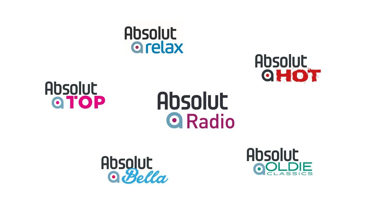 Absolut Radio Kombi mit überdurchschnittlichem Wachstum im Radio Webcast